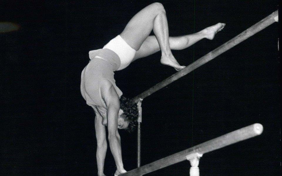 Старейшая олимпийская чемпионка отмечает юбилей. Гимнастке Агнеш Келети исполнилось 100 лет