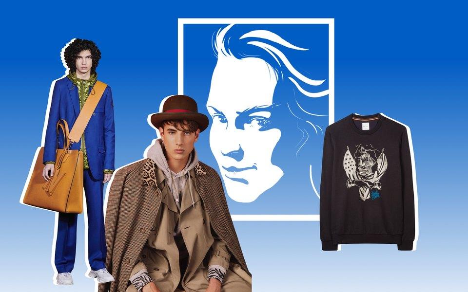 Thank God it's Fashion Monday: еженедельный выбор директора моды Esquire, выпуск 11