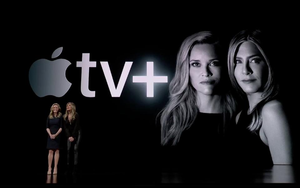 Вышел тизер первого оригинального шоу Apple TV. Это драма сРиз Уизерспун иДженнифер Энистон
