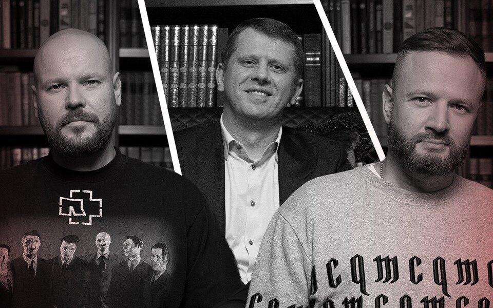 Генеральный продюсер Yellow, Black and White Алексей Троцюк отвечает навопросы адвокатов обуме российских сериалов иборьбе спиратством