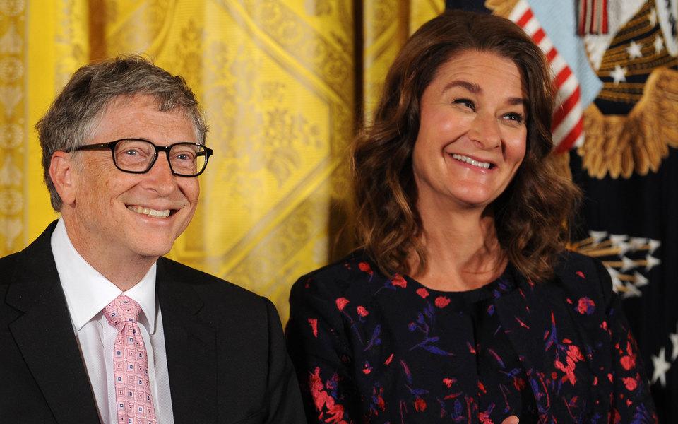 СМИ: Мелинда Гейтс не будет претендовать на алименты при разводе с мужем. Супруги не заключали брачный договор