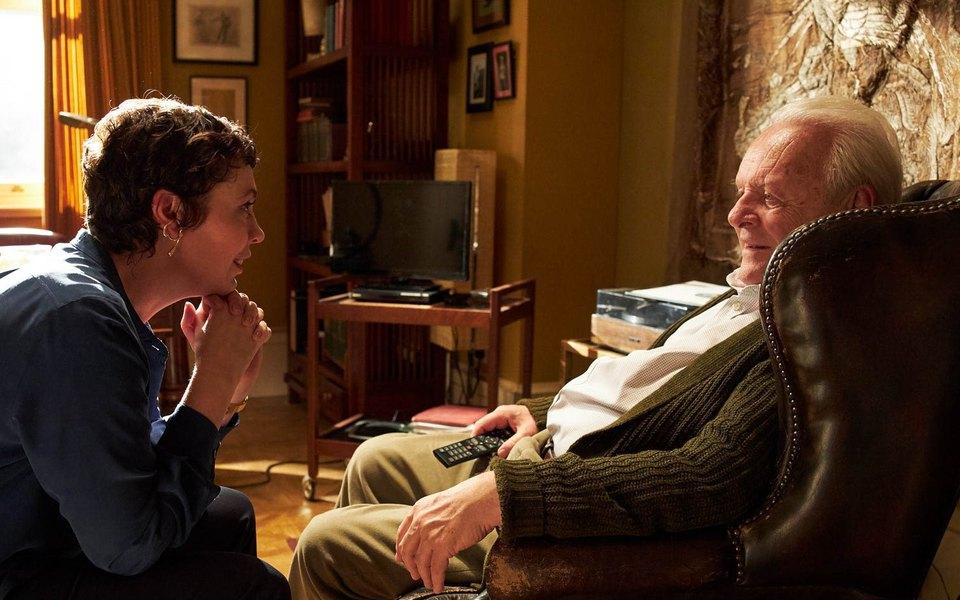 Вышел трейлер фильма «Отец» сЭнтони Хопкинсом иОливией Колман. Это душераздирающая драма одеменции