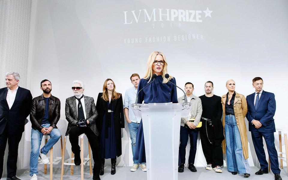 Что такое LVMH Prize ипочему эта премия так важна длямужской моды