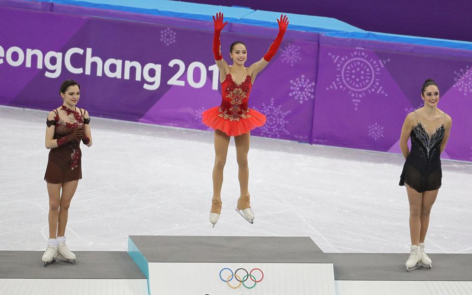 «Просто иди ипрыгай. Ине забывай улыбаться»: почему Загитова выиграла Олимпиаду