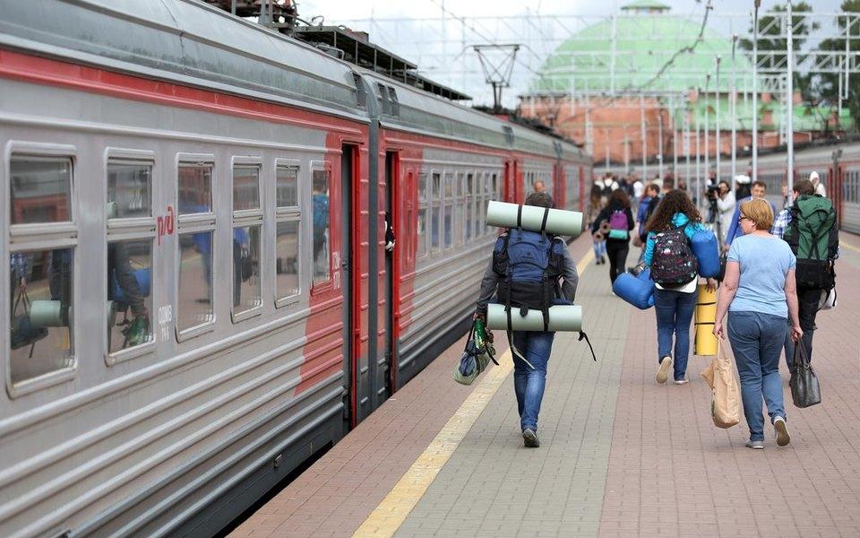Россия полностью приостановила железнодорожное сообщение сКитаем