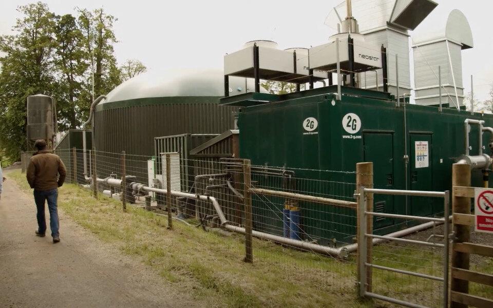 В Британии фермер использует коровий навоз для майнинга криптовалюты