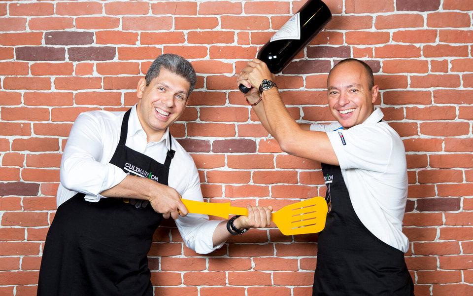 Геймификация вделе: как был создан CulinaryOn