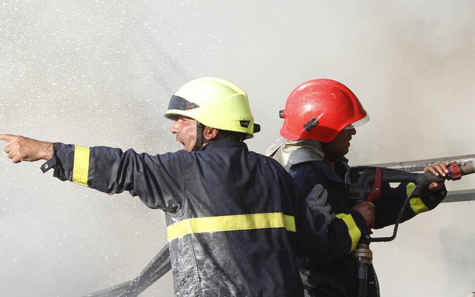 В ковидном госпитале в Ираке произошел пожар. Погибло более 50 человек