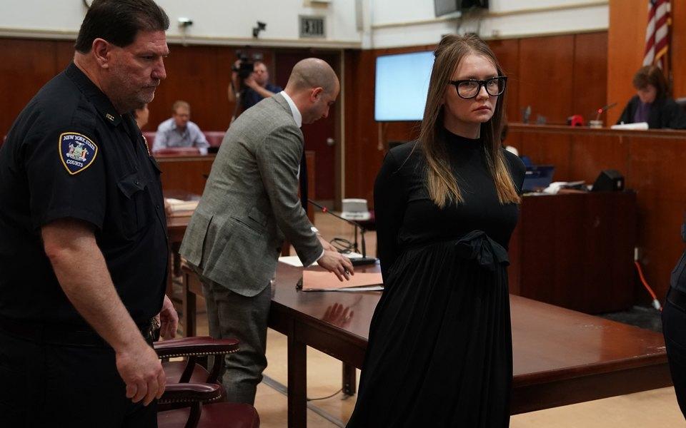 В США досрочно освободилась изтюрьмы русская мошенница Анна Сорокина. Netflix снимает оней сериал