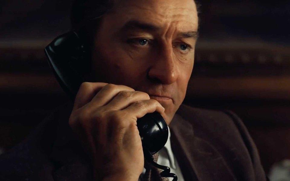Netflix назвал даты выхода «Ирландца» Мартина Скорсезе идругих громких премьер