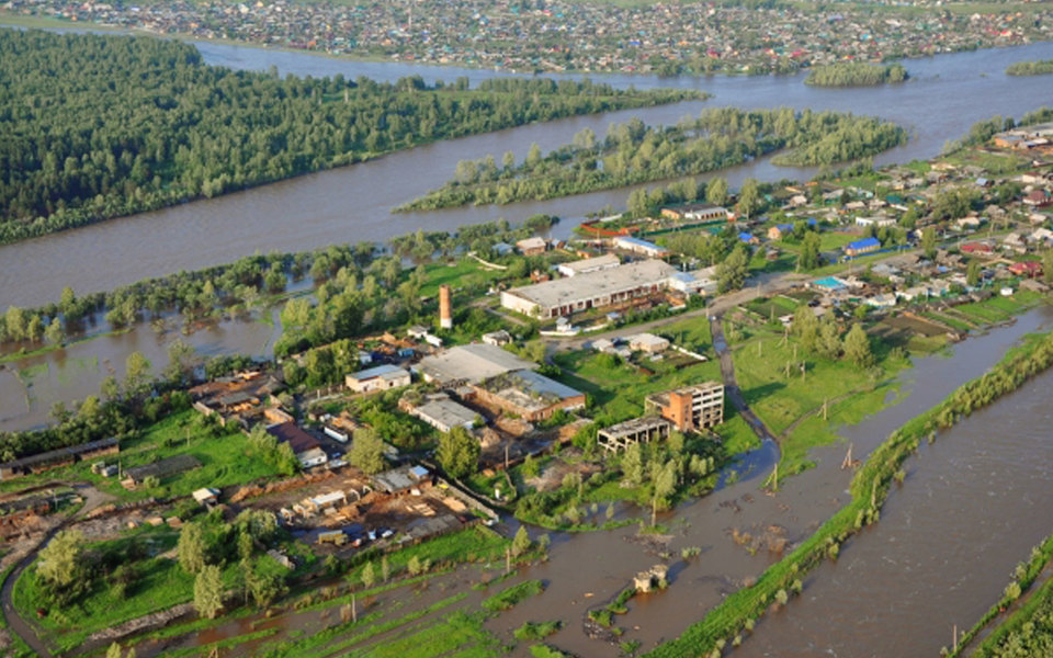 Власти Иркутской области объявили 12 июля днем траура пожертвам наводнения