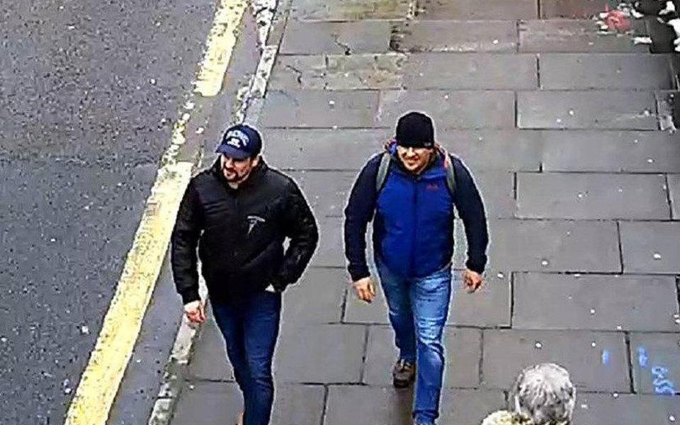 СМИ: третий участник покушения наСкрипалей остался вВеликобритании