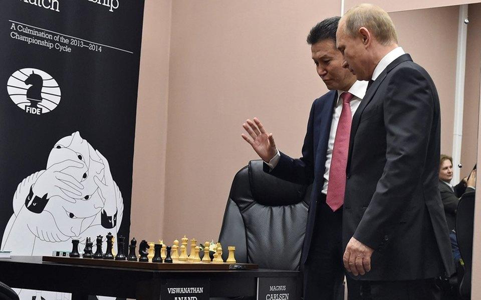 Трамп назвал Путина «шахматистом мирового класса»