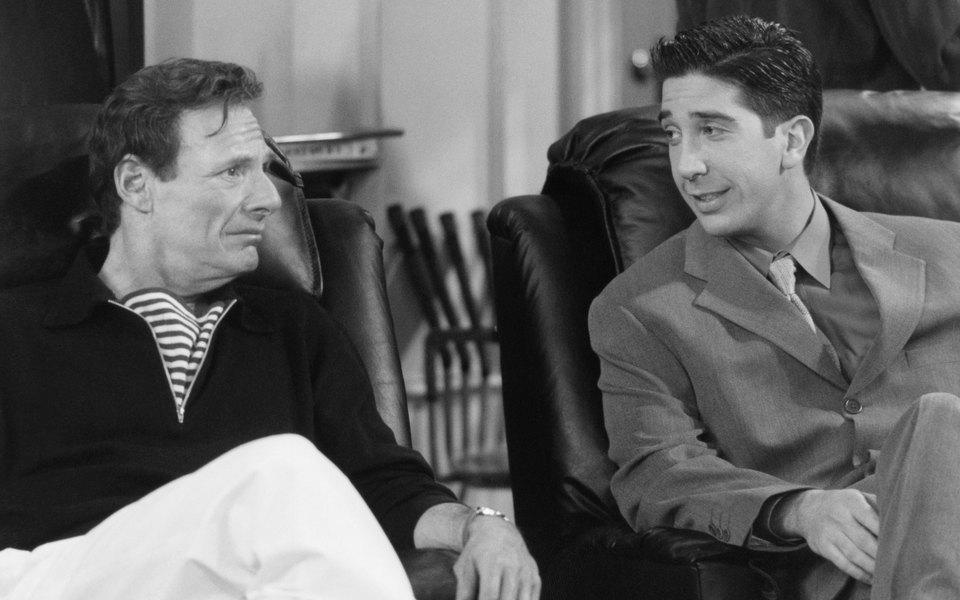 Умер актер Рон Лейбман. Он сыграл отца Рейчел в«Друзьях»