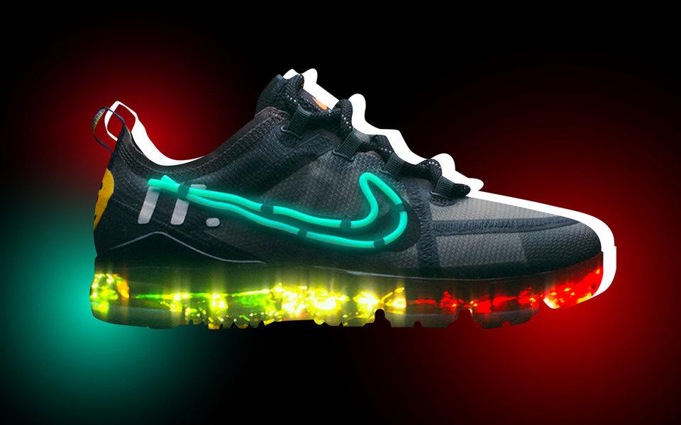 Кроссовки дня: кроссовки Nike VaporMax, которые выглядят наивно, но хотят их все модники мира