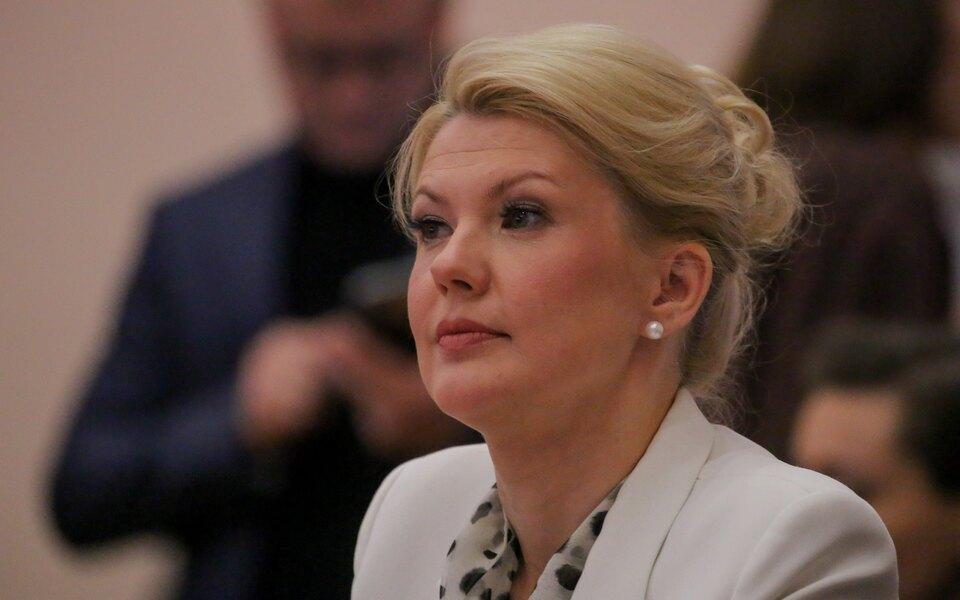 Суд арестовал на два месяца экс-замглавы Минпросвещения Марину Ракову