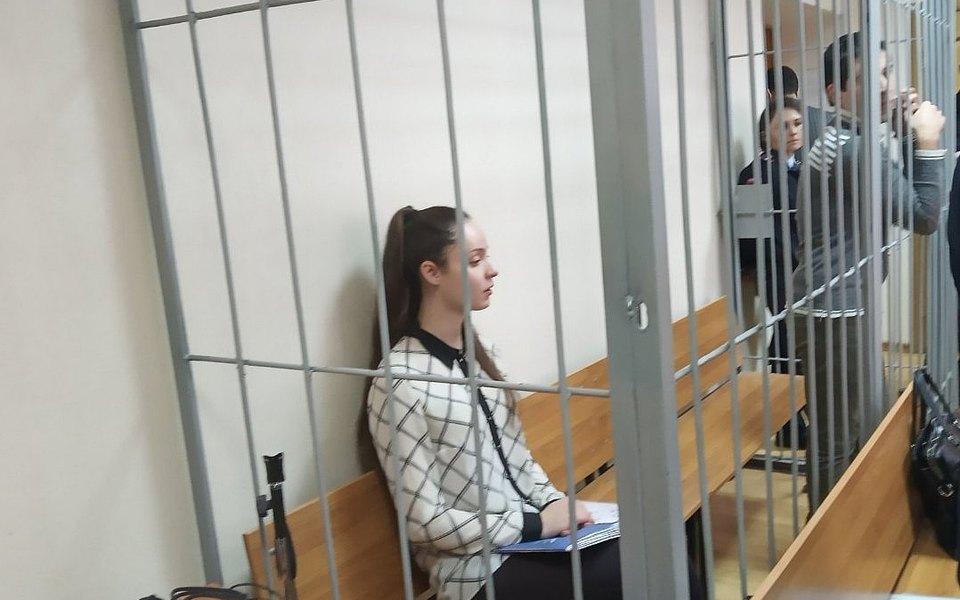 Суд вСамаре утвердил приговор поделу онаркотиках девушке, которую дважды оправдали присяжные