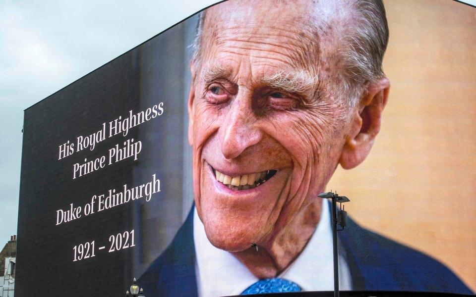 «Би-би-си» получила жалобы отзрителей из-за слишком подробного освещения смерти принца Филиппа