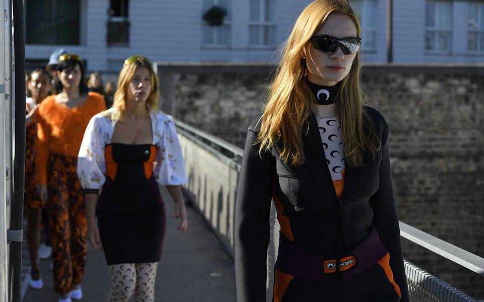 Названы самые популярные молодые бренды поверсии Lyst. Рейтинг возглавила французская модная марка Marine Serre