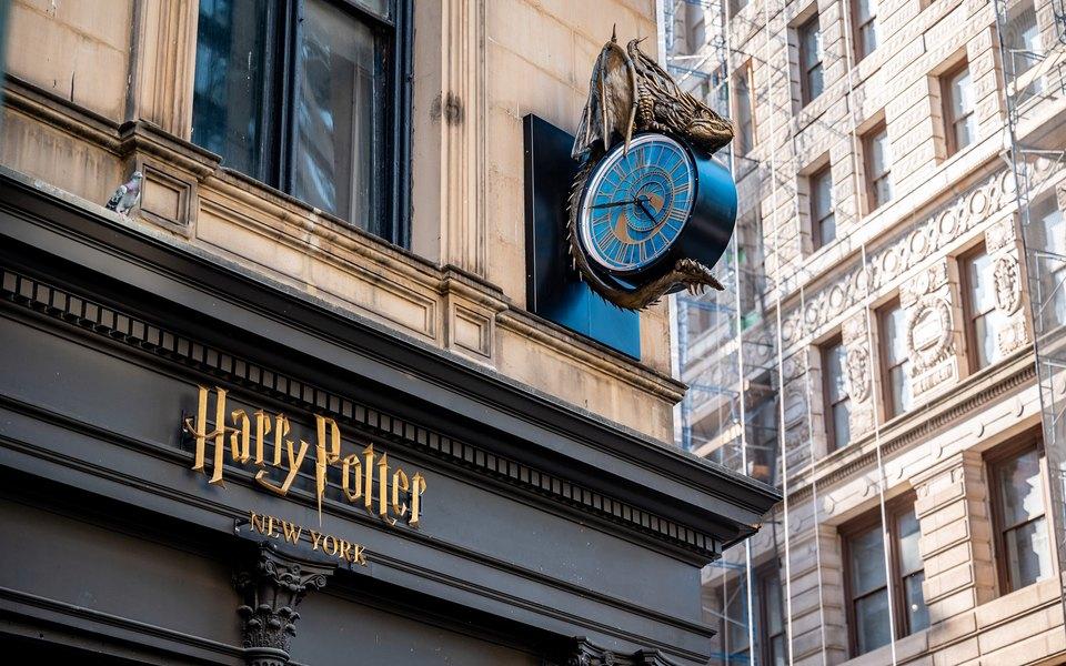 В Нью-Йорке открыли VR-аттракцион по мотивам «Гарри Поттера»