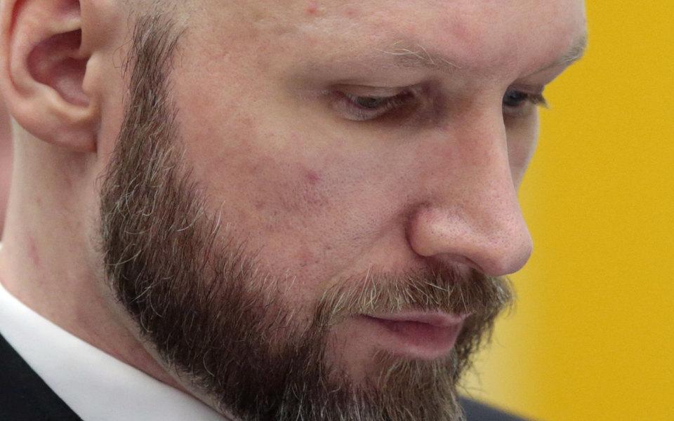 Норвежский террорист Андерс Брейвик впервые раскаялся