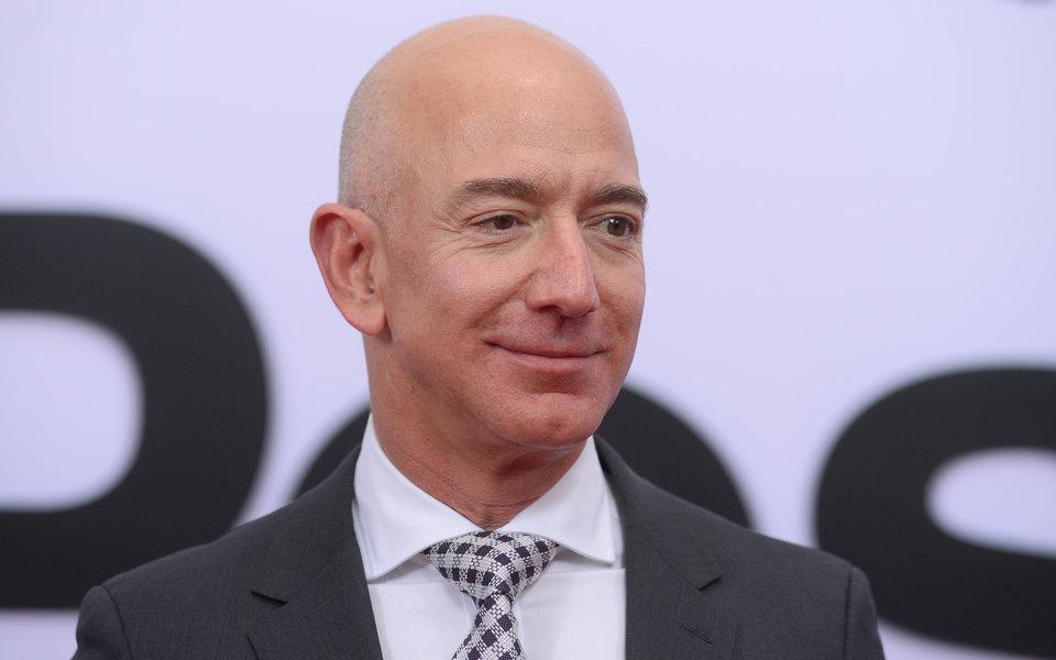 Джефф Безос вновь стал самым богатым человеком в мире