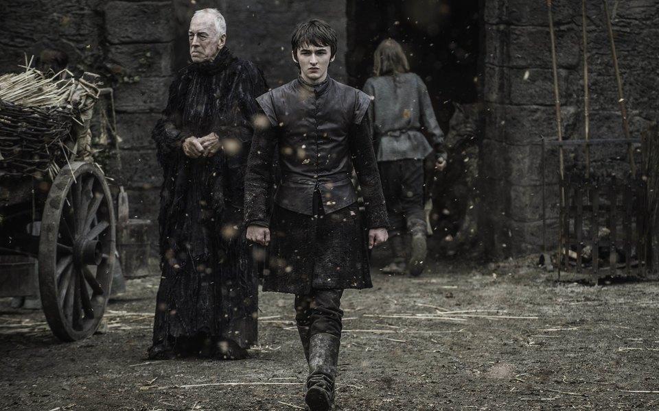Актер из«Игры престолов» раскрыл секрет загадочного взгляда Брана Старка