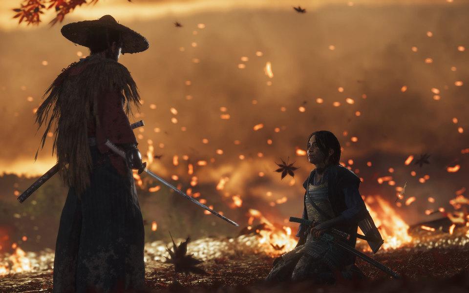 Кровавый путь самурая: обзор наигру Ghost of Tsushima — увлекательную, но слегка запоздавшую