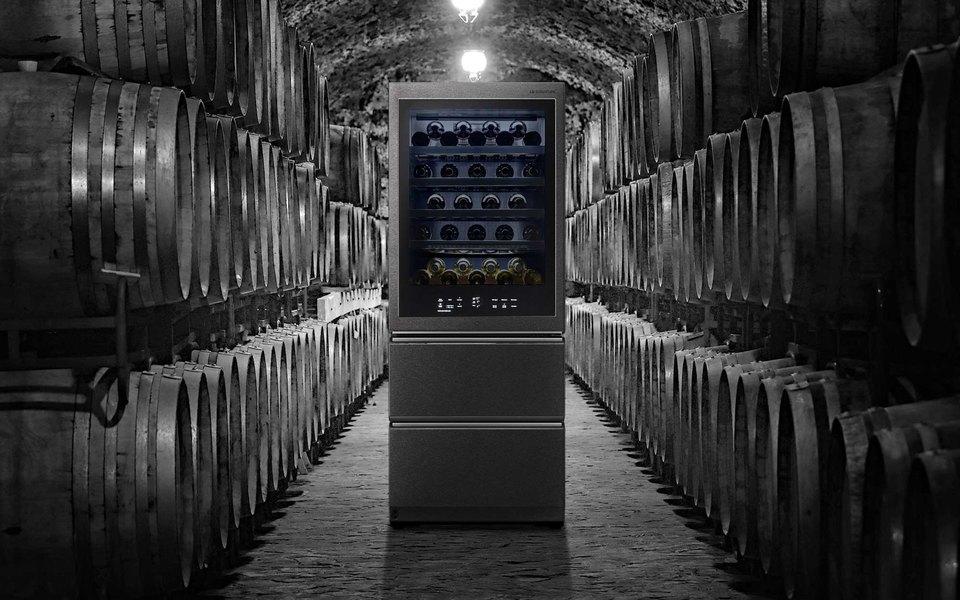LG SIGNATURE открывают предзаказ винного шкафа, созданного поэксклюзивным технологиям