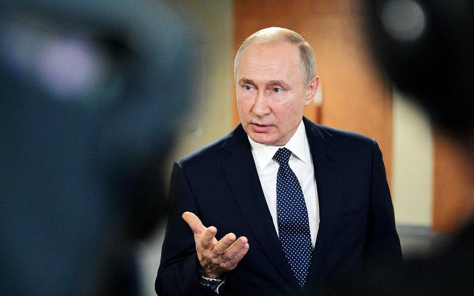 Владимир Путин предложил субсидировать первоначальный взнос поипотеке избюджета