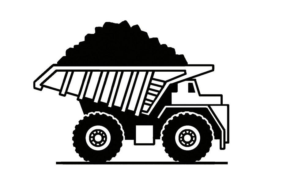 Как получить 5 тонн угля засброшенный вес