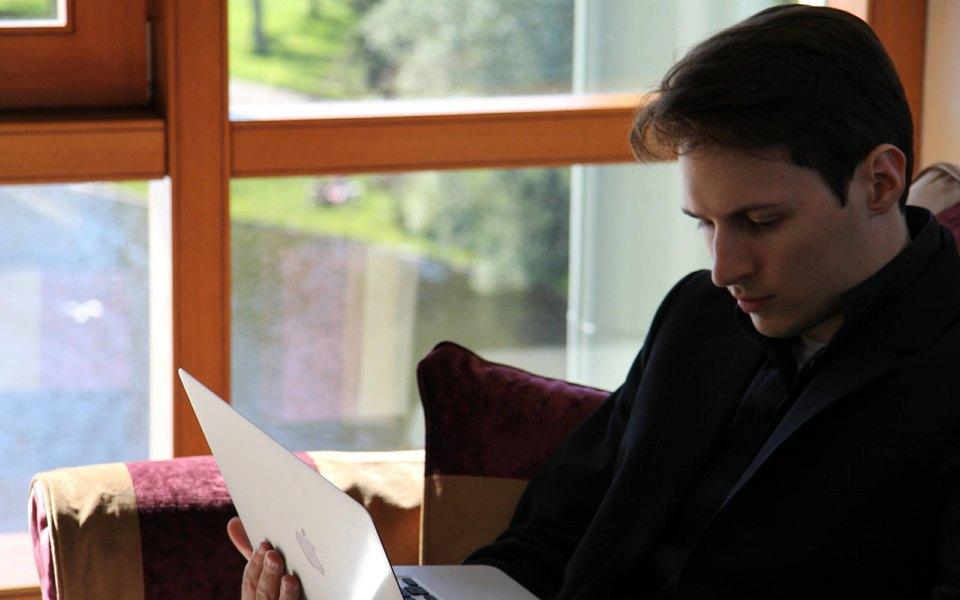 Павел Дуров внезапно ответил на вопросы пользователей Telegram