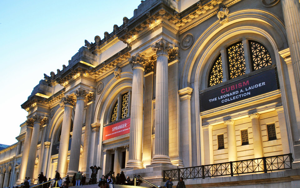 Метрополитен-музей выложил в открытый доступ более 400 тысяч ...
