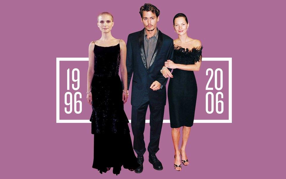 Вспоминая Канны: минимализм ироскошь накрасных дорожках Каннского кинофестиваля 1996-2006