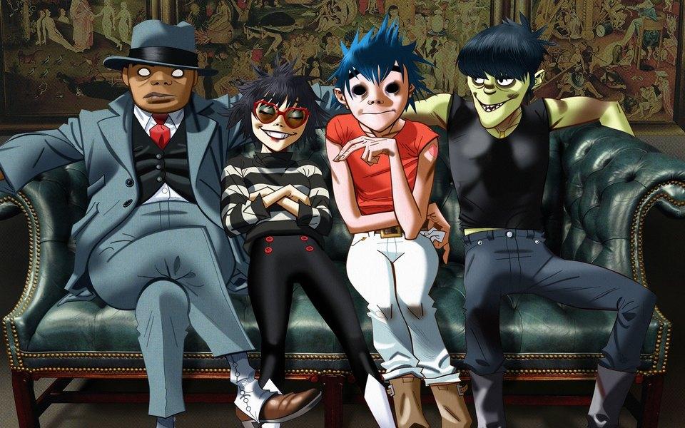 Gorillaz выпустили анимационный фильм иобъявили дату релиза нового альбома