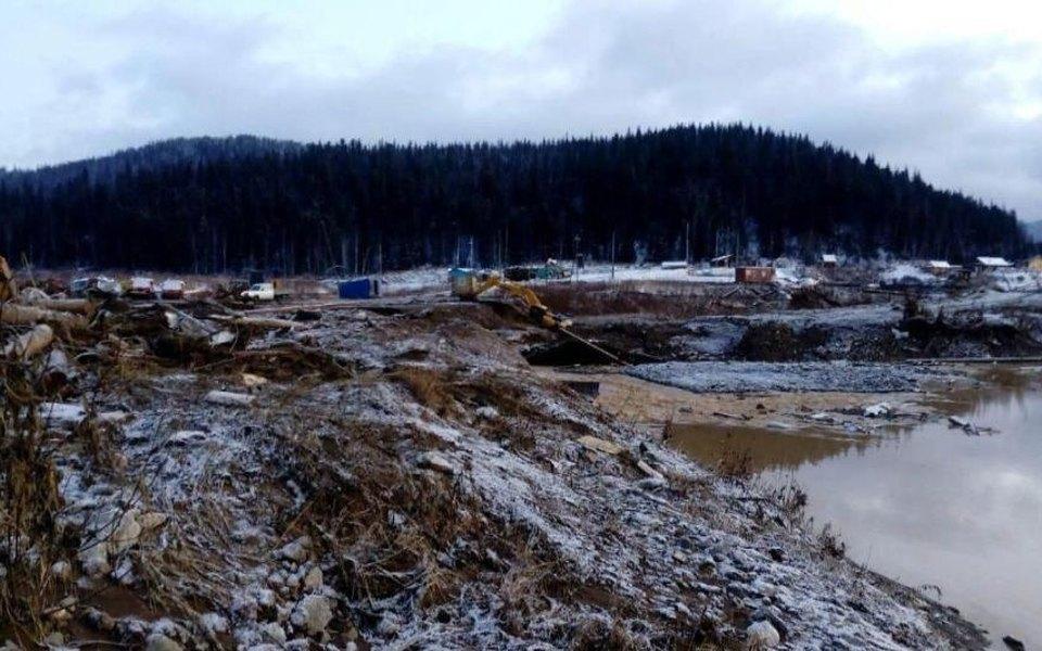 В Красноярском крае прорвало дамбу изатопило поселок. Есть погибшие