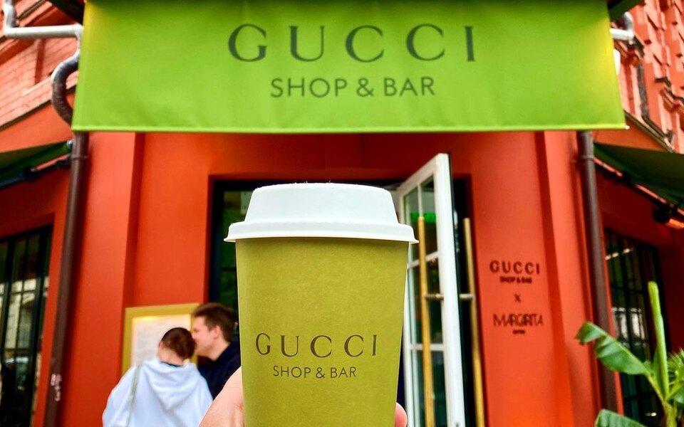 Роспотребнадзор опечатал кафе Gucci в Москве из-за нарушения антиковидных мер