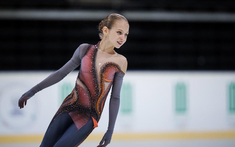Российская фигуристка Александра Трусова дважды попала вКнигу рекордов Гиннесса