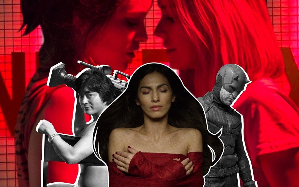 10 причин любить Netflix (и 38 сериалов кэтим причинам)