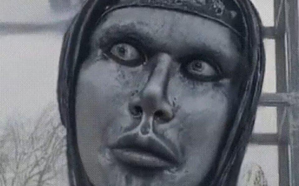 В соцсетях «оживили» нововоронежский памятник Аленке