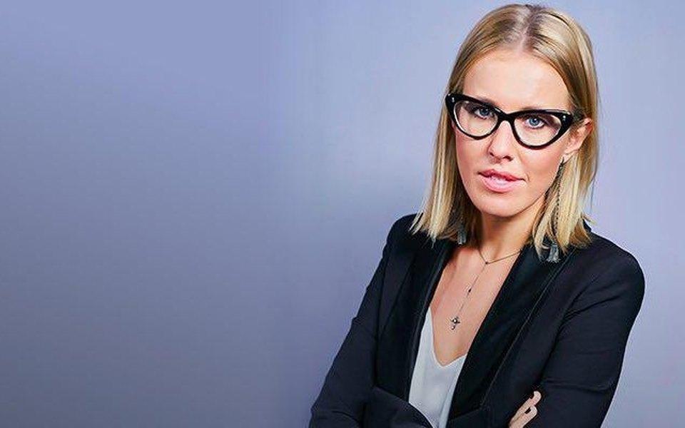 Пресс-конференция возможного кандидата впрезиденты Ксении Собчак: онлайн