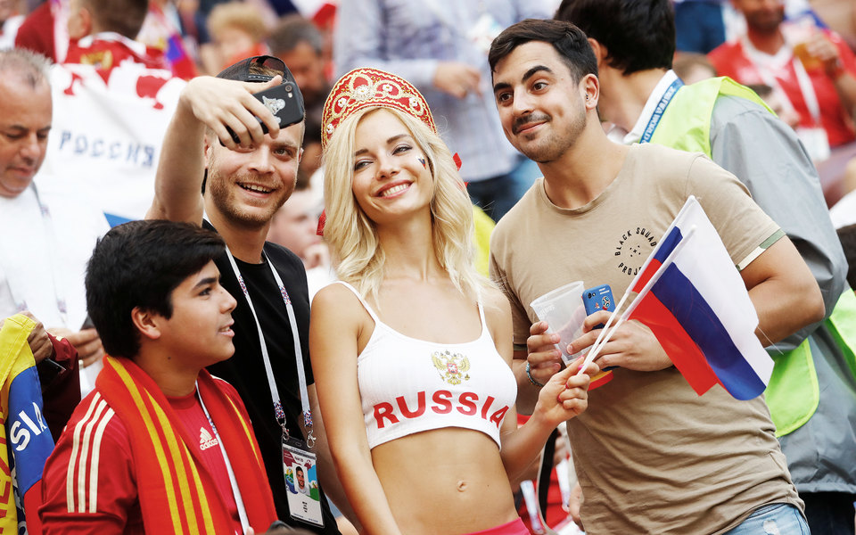 Как российские СМИ устроили чемпионат мира посексизму