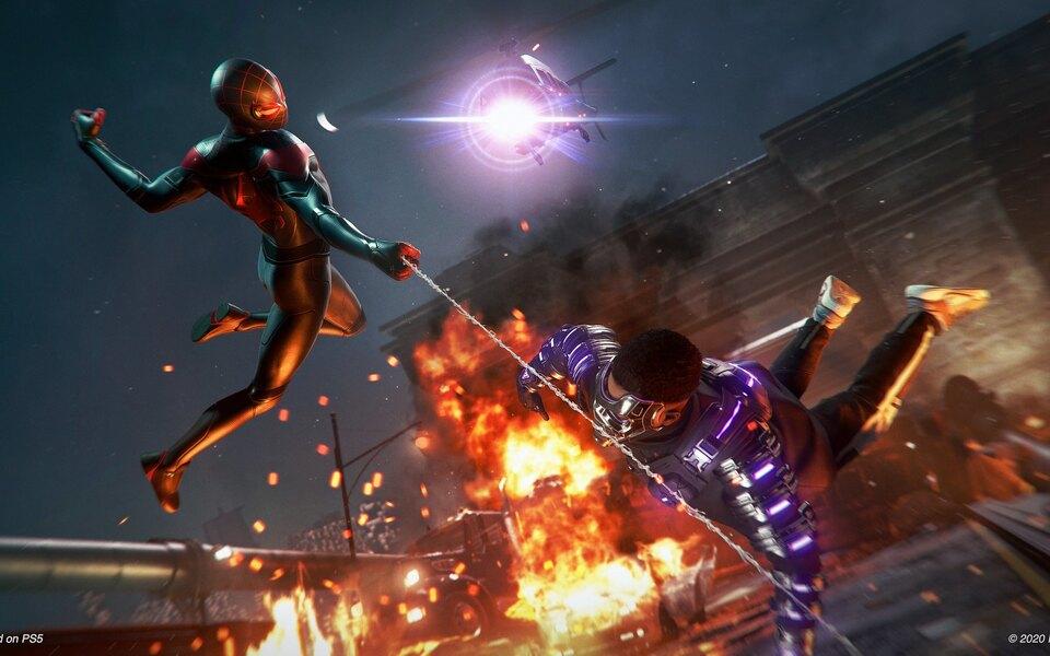 Spider-Man: Miles Morales — игра, которая разбудит ввас ребенка. Обзор одного изфлагманов новой консоли PS5