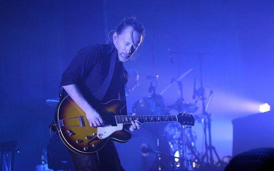 Демокассету снеизданными песнями самого первого состава Radiohead выставят нааукцион