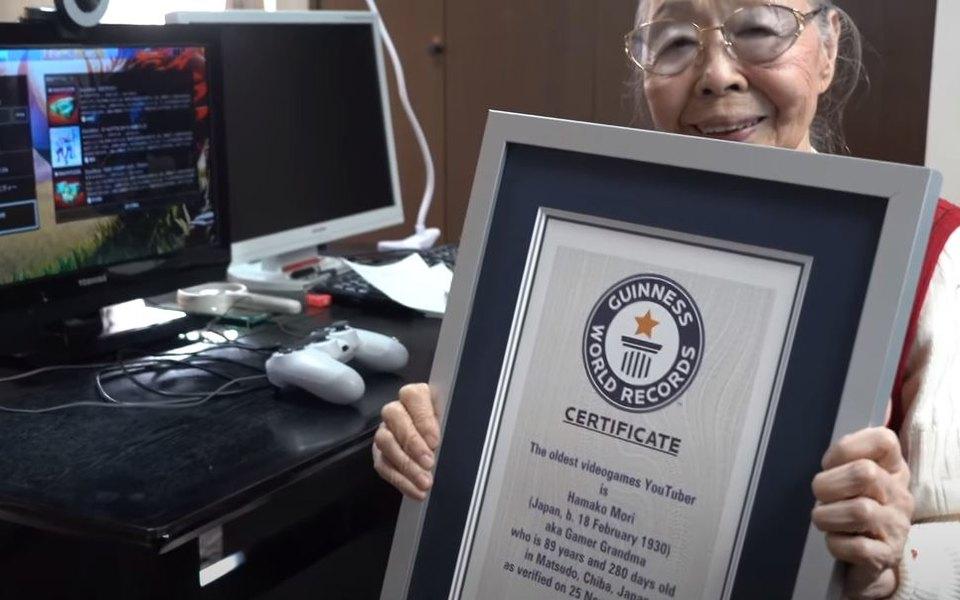 90-летняя японка попала в Книгу рекордов Гиннесса как самый пожилой геймер в мире. Ее игровой стаж — 38 лет