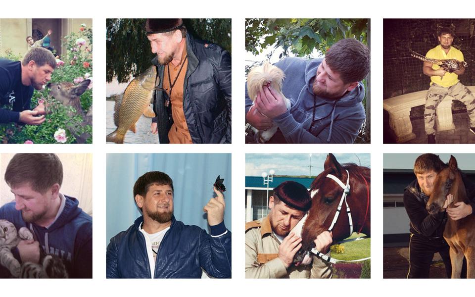 Все за10 лет: правила жизни Рамзана Кадырова