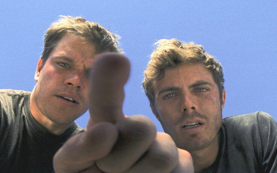 Кадр из фильма «Джерри»