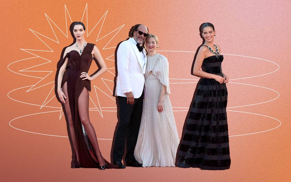 Венецианский кинофестиваль 2021: лучшие наряды открытия