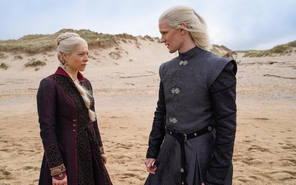 Вышел первый тизер «Дома дракона» — приквела «Игры престолов»