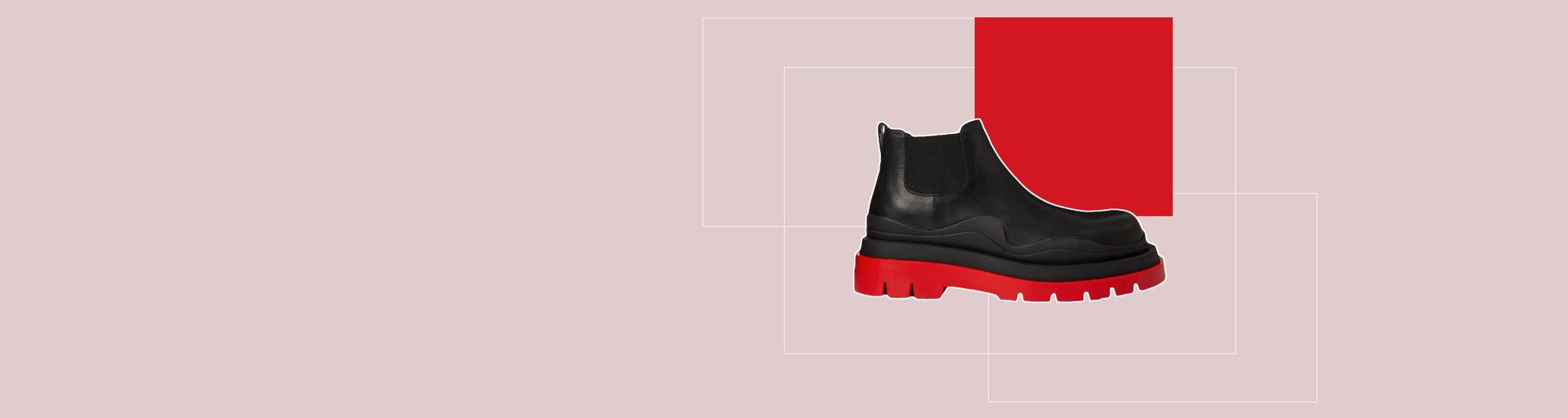 Где купить ботинки челси натрактроной подошве — хит сезона изащиту отнепогоды